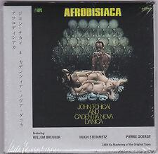 John Tchicai And Cadentia Nova Danica - Afrodisiaca CD Breuker Steinmetz Doerge