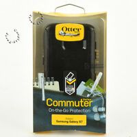 OtterBox Commuter Series 2-Layers Hard Case Cover For Samsung Galaxy S7 (Black)