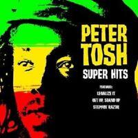 """PETER TOSH """"SUPER HITS"""" CD NEUWARE"""