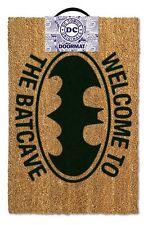 Official Licensed DC Comics Batman (Welcome To The Batcave)  Door Mat