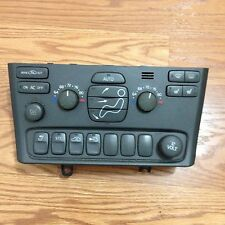 #8125F VOLVO 70 SERIES 01 02 OEM TEMP AC HEAT CLIMATE CONTROL PANEL UNIT SWITCH