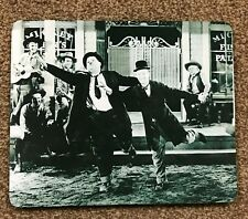 mouse mat pad Laurel & Hardy desktop laptop office high quality 5 MM made in UK