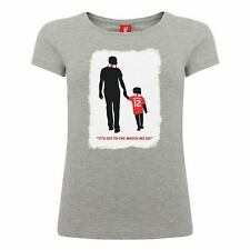 Liverpool FC Womens Owen McVeigh Foundation T-Shirt White LFC Official