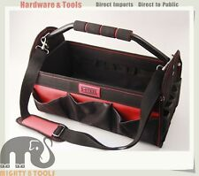 """17""""x8""""x10"""" Large Compact Utility Foldable Tote Tool Bag Electrician Mechanic"""