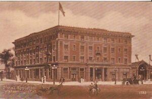 Early 1900's Hotel Appleton-WATSONVILLE, California