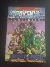 "Grayskull-Con Fan-Made Minicomic 2015: ""Randor's Grudge!"""