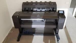 HP Designjet T920 Large Format Colour Plan Printer A3 to A0