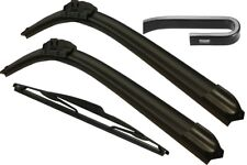 Front & Rear Windscreen Wiper Blades SKODA Fabia MK1 Estate 2000>2007