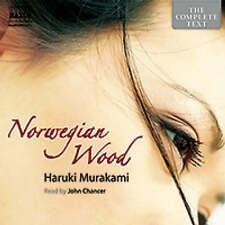 Norwegian Wood by Haruki Murakami (CD-Audio, 2006)