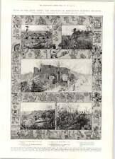 1905 ruinas aztecas descubrió Tepeji viejo Puebla México