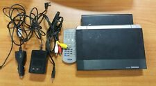 Toshiba SD-P1850 Portable DVD Player with 7in Widescreen  8in Diagonal LCD