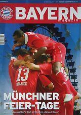 Programm 2005/06 FC Bayern München - Hannover 96