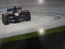 Poster Marlboro Ferrari F2004 2004 #1 Michael Schumacher (GER) Corner extra dik