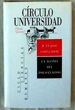 LA AGONÍA DEL PSICOANÁLISIS - JUAN JOSE LÓPEZ-IBOR 1988 - VER INDICE