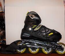 """Bladerunner """" Twist """" Adjustable In-Line Skates Size 5-8 Adjustable 4 Sizes"""