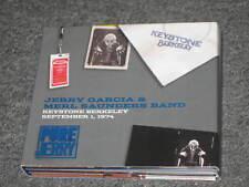 Pure Jerry Garcia & Merl Saunders Band Keystone Berkeley 9/1/1974 3-discs CD Set