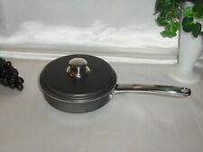 """Faberware Non-Stick 8"""" Skillet 4 Cup Egg Poacher Pan"""