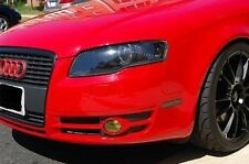 06-08 Audi A4 S4 RS4 Yellow Fog light TINT PreCut Vinyl Overlays