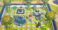 Animal Crossing new horizons relax zen  steaming outdoor 19 ítem Stone