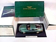 Guiloy Aston Martin DB7 Edition No.4282 Boxed On Plaque Mint Condition 1/18 th