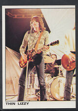 Panini 1980 Rock & Pop Collection- Sticker No 47 - Thin Lizzy (T690)