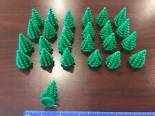 ☀️14 NEW LEGO GREENERY PLANT PIECE LOT Large /& small Spruce PINE TREES /& BUSHES