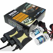 55W Xenon HID Conversion Kit H1 H3 H7 H8/9/11 HB3 HB4 5K 6K 8K 12K Headlights