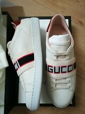 Womens New Gucci Sneakers 37.5