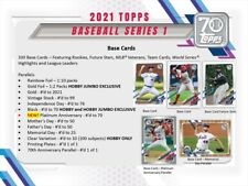 2021 Topps Series 1 One *YOU PICK* Base #1-165 Complete Your Set *BUY 2+ & SAVE*