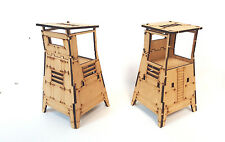 Sniper Towers x 2 Infinity the Game Miniature games MDF Terrain