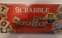 Scrabble Classic Crossword Board Game Hasbro Gaming 2013 A8166 USA Sealed NEW