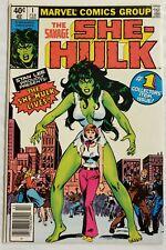 Savage She-Hulk #1 1st Appearance of She-Hulk KEY Nice! 🔥🔥🔥 (Marvel 1980)