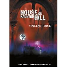 House on Haunted Hill 0096009079796 With Vincent DVD Region 1