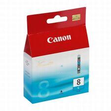 Cartucho de tinta Canon original CLI-8C Cian