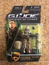GI Joe Rise of Cobra Duke Desert Ambush carded action figure 2009 ROC new