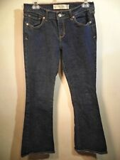 Abercrombie & Fitch Perfect Stretch Women's Jeans,  Size 6S, Madison, Dark Wash