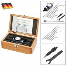 0,01mm Koaxiales Zentrier Test Indikator Messuhren Center Finder Fräswerkzeug DE