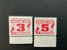 Canada Stamps Mint J32a postage due MNH