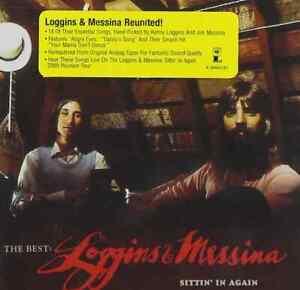 Loggins & Messina -  Sittin'in Again (Best Of) CD