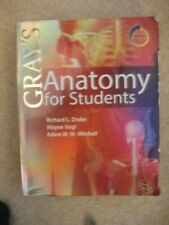 Grays Anatomy For Students Book, Used