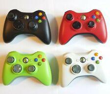 Original Xbox 360 Wireless Controller Gamepad Microsoft Red, Green, Black, White