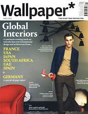 WALLPAPER #181 04/2014 GLOBAL INTERIORS Germany USA France JAPAN Spain UAE @NEW@