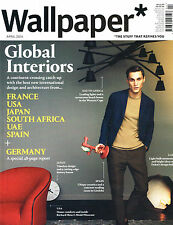 WALLPAPER #181 04/2014 GLOBAL INTERIORS Germany USA France JAPAN Spain UAE @NEW@