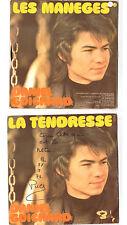"DANIEL GUICHARD  "" LA TENDRESSE ""   45 tr  7''  1973.  BARCLAY. VG+"