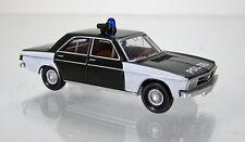 Wiking Audi 100 Limousine Polizei grün weiß Scale 1 87 NEU OVP 086432