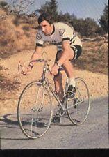 FRANCIS CAMPANER cyclisme card carte Equipe Cycling radsport PEUGEOT 77