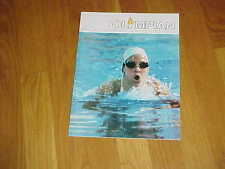 1979 The Olympian Magazine Tracy Caulkins Swimming Cover
