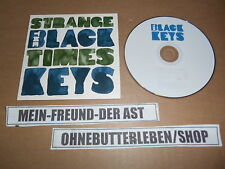 CD Indie The Black Keys - Strange Times (1 Song) Promo V2 COOP