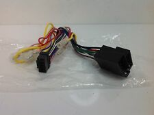 Alpine authentique noir 16 pin wiring harness loom wire iso Cde-125bt Cde-135bt