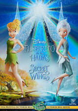Secret of the Wings (Spanish Version) DVD